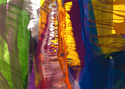 "Fishing for Color #1    27"" x 38"""